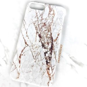 Accessories - NEW iPhone 7/8/7+/8+ Matte Marble Hard PC Case